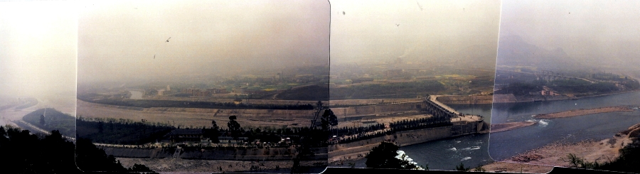 1987 Sichuan Qing Cheng Mtn DuJiangYan Irrigation 四川 青城山  都江堰