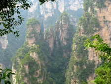 Zhang Jia Jie WulingYuan TianZiShan  ZhangJiaJie  Wu Ling Yuan Tian Zi shan 武陵源 天子山