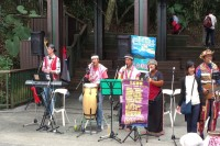 Aboriginal Band at Sun MOon Lake