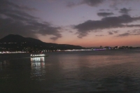 Tamsui Sunset Boat