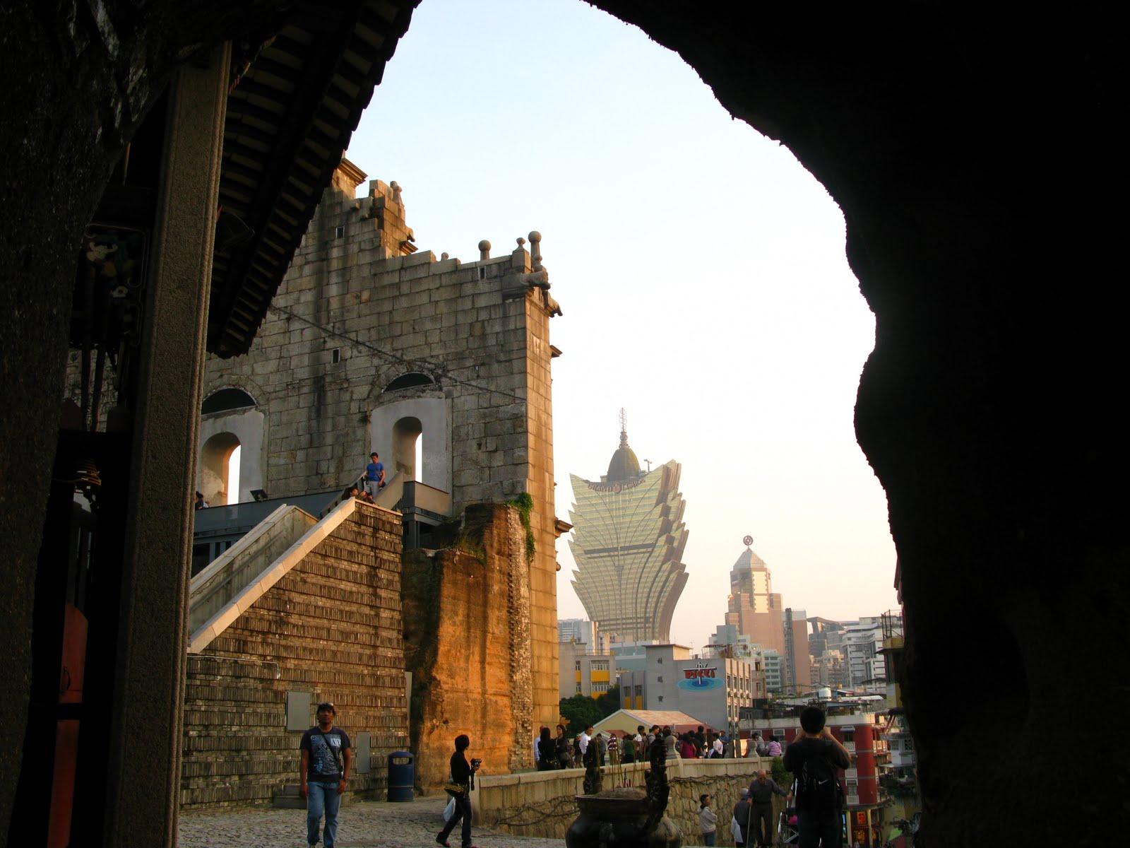 濠 江 澳 門    Macau