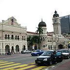 Malay Mogul Style Architecture 又去為食街