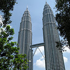 Petronas Twin Towers 雙塔:舊地尋踪