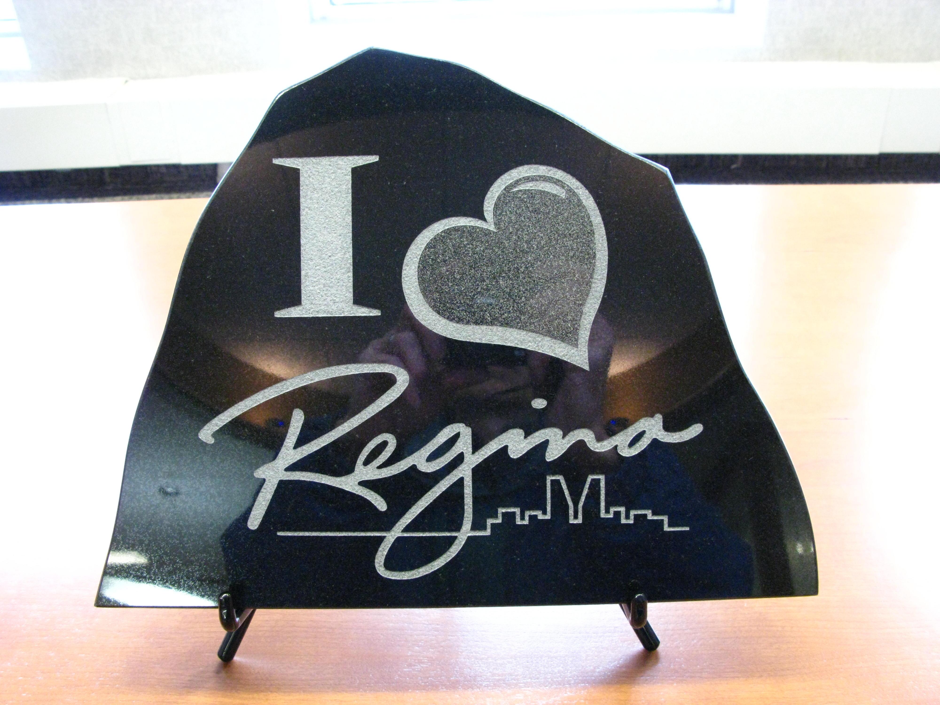 I love Regina video