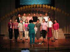 RCS 20th Anniversary Rehearsal & Dress Rehearsal